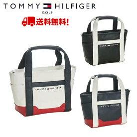 【3,980円以上エントリーでポイント2倍☆】トミーヒルフィガー ゴルフ トートバッグ ラウンドバッグ THMG7SB2 Tommy Hilfiger