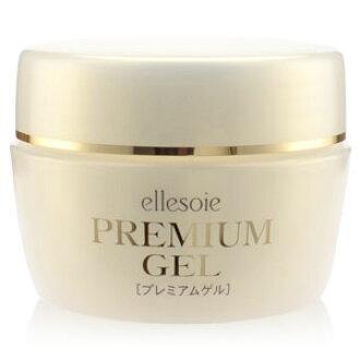 エルソワ cosmetics [free shipping] combine エルソワクリスタルプレミアムゲル (all-in-one gel) collagen, hyaluronic acid, ceramide [all products point 10 times]