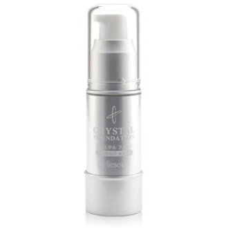It is エルソワクリスタルファンデ エルソワ cosmetics [free shipping] [all products point 10 times]