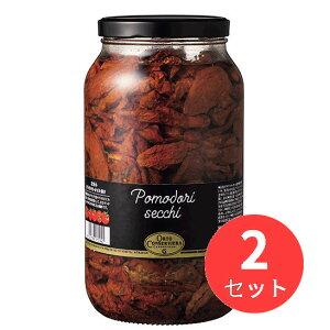 【2本セット】オルト ドライトマト・オイル漬け 2900g 日欧商事【まとめ買い】