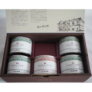 函館 五島軒 カレー詰合せ(缶) GKT‐30S