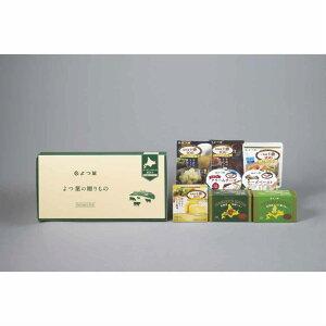 お中元 北海道 お土産 ギフト送料無料 よつ葉 チーズとバターの詰合せ 「よつ葉乳業 よつ葉の贈りもの チーズとバターの詰合せ」 SA-C