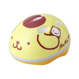 【M&M(エムアンドエム)】SGヘルメット ポムポムプリン