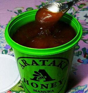 アラタキハニーマヌカハニー1Kg|蜂蜜|はちみつ|100%天然|ニュージーランド産