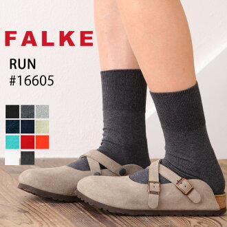 Falke socks Falke run Falke Falke socks RUN #16605 cotton nylon cotton falke socks run red