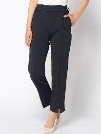 [Rakuten Fashion]【SALE/50%OFF】リュクスモーションパンツ 大きいサイズ ゆったり 体形カバー Elura エルーラ パンツ/ジーンズ パンツその他 ネイビー ブラック【RBA_E】
