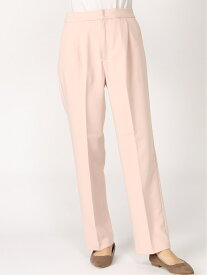 [Rakuten Fashion]【SALE/50%OFF】ラクバエテーパードパンツ 大きいサイズ ゆったり Elura エルーラ パンツ/ジーンズ パンツその他 ピンク ブラウン ブラック【RBA_E】