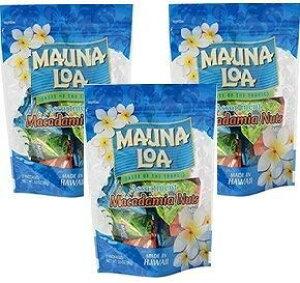 マカデミアナッツ ミニアソートバッグ 98g(塩×3袋、ガーリック×2袋、ハニー×2袋) (【3袋】)