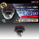 【2017年9月末頃再入荷予定予約】SDカードに記録する防犯カメラ LUKAS LK-790(8GB)【送料無料】