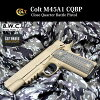Colt M45A1CQBP Tokyo Marui MEU based custom