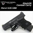 TTI Glock26 コンバットキャリー東京マルイグロック26ベース