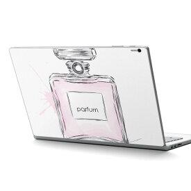 Surface Book2 13.5inch 15inch インチ 専用スキンシール Microsoft サーフェス サーフィス ノートブック ノートパソコン カバー ケース フィルム ステッカー アクセサリー 保護 010914 香水 おしゃれ フレグランス