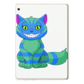 dtab d-01K スキンシール docomo ドコモ タブレット tablet シール ステッカー ケース 保護シール 背面 人気 単品 おしゃれ 009369 猫 キャラクター 動物