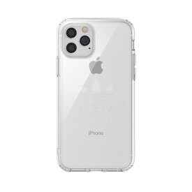 adidas 36407 OR Protective ClearCase Big Logo FW19 clear 〔iPhone 11 Pro用〕