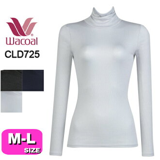 20% OFFCLD725 warm T-shirt (former: スゴ T) long sleeves high neck top ML size