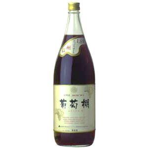 大人気!★アルプスワイン★葡萄棚 赤 1800ml瓶★デイリーワインにどうぞ!1.8L