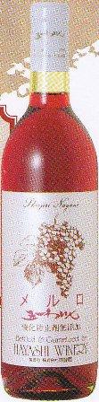 ★五一わいん★酸化防止剤無添加  メルロ 赤  720ml五一ワイン