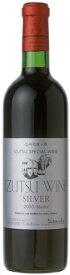 井筒ワイン シルバー 赤メルロー 720ml瓶 イヅツワイン