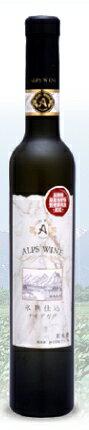 アルプスワイン NAC 氷熟仕込ナイアガラ 白 375ml