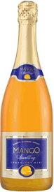 マンゴースパークリングワイン1ケース 12本入り Mango Sparkling Wineドクターディムース750ml瓶