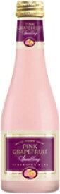 ドクターディムース ピンクグレープフルーツ スパークリングワインPink Grapefruit Sparkling Wine200ml 24本入り発泡性フルーツワイン