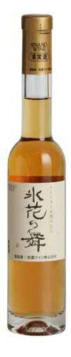 信濃ワイン 氷花の舞 ナイアガラ氷熟仕込み 200ml瓶