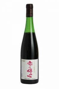 信濃ワイン コンコード氷熟仕込み 赤の輝石 720ml瓶