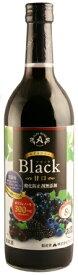 アルプスワイン あずさワイン ブラック甘口酸化防止剤無添加 赤720ml