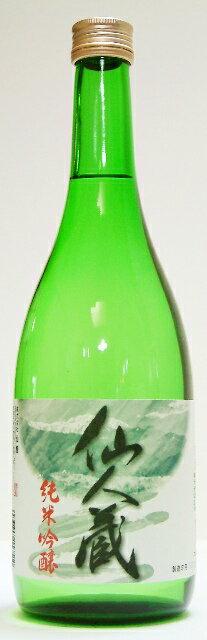 仙人蔵 純米吟醸 720ml 箱入り桜で有名な信州高遠の地酒です!仙醸