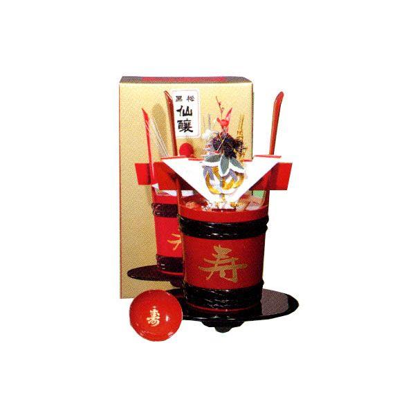 黒松仙醸 角樽 1800ml 1.8リットル ツノダル