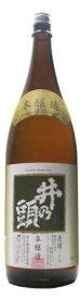 井の頭 本醸造 1800ml瓶信州 漆戸醸造 本醸造酒 1.8L井乃頭 井ノ頭順次漆戸醸造から春日酒造に変更になります。