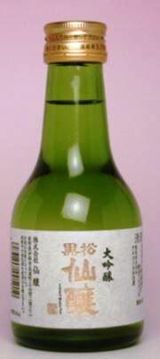 黒松仙醸 大吟醸 180ml