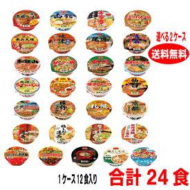 【選べる2ケース】【本州のみ送料無料】ニュータッチ 凄麺 2ケース(12食×2) 合計24個 24食 北海道・四国・九州行きは追加送料220円かかります。