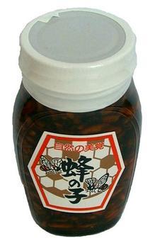 蜂の子 甘露煮ビン入り120g