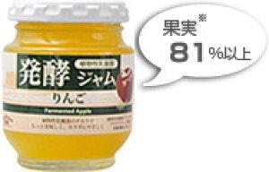 デイリーフーズ 発酵りんごジャム 155g 12個果実81%以上リンゴジャム
