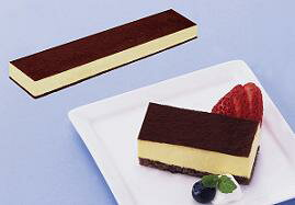 ティラミスすぐ解凍でいつでも食べられるフリーカット ケーキ460g 約7×36cmプロ仕様 フレック味の素