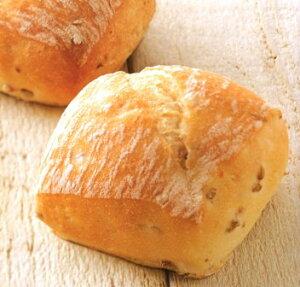 焼成冷凍パン ライ麦パン(旧セミハードロール・ライ麦) 10個×8袋クール便(冷凍)発送