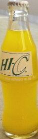 【本州のみ送料無料】HI-Cオレンジ 200ml瓶 24本入り リターナブルボトルハイシーオレンジコカコーラ北海道・四国・九州行きは追加送料220円かかります。