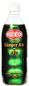 ★ウィルキンソン ジンジャーエール 辛口★500ml PET 24本 ペットボトル 13kgウイルキンソン WILKINSONアサヒ飲料