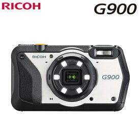 【返品OK!条件付】リコー 防水 防塵 業務用 デジタルカメラ G900 タフネス 工事現場用カメラ【KK9N0D18P】【60サイズ】