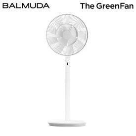 【即納】【返品OK!条件付】バルミューダ 扇風機 The GreenFan グリーンファン DCモーター サーキュレーター EGF-1700-WG ホワイト×グレー【KK9N0D18P】【120サイズ】