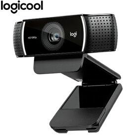 【返品OK!条件付】ロジクール ストリーミング ウェブカメラ C922N PRO STREAM WEBCAM【KK9N0D18P】【60サイズ】