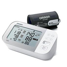【即納】【返品OK!条件付】オムロン 上腕式血圧計 HCR-7502T ホワイト【KK9N0D18P】【60サイズ】