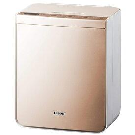 【返品OK!条件付】日立 ふとん乾燥機 アッとドライ HFK-VS2500-N ゴールド【KK9N0D18P】【100サイズ】