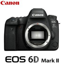 【返品OK!条件付】キヤノン デジタル一眼レフカメラ EOS 6D Mark II ボディ EOS6DMK2 CANON 【KK9N0D18P】【80サイズ】
