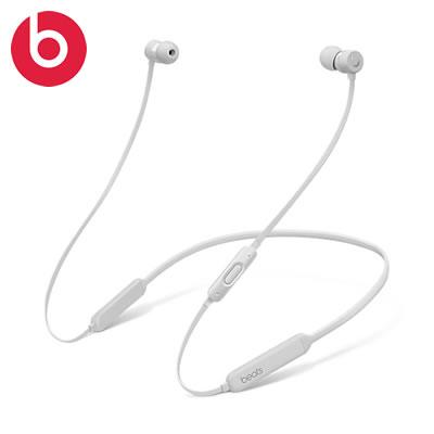 【返品OK!条件付】beats by dr.dre ワイヤレス イヤホン BeatsX 密閉型 Bluetooth対応 MR3J2PAA マットシルバー MR3J2PA/A【KK9N0D18P】【60サイズ】