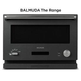 【即納】【返品OK!条件付】バルミューダ オーブンレンジ BALMUDA The Range K04A-BK ブラック 18L ※リコール対象外 【KK9N0D18P】【120サイズ】
