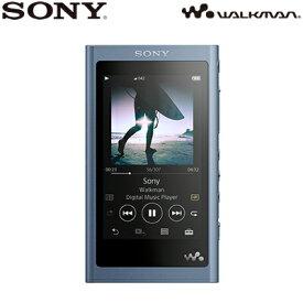【返品OK!条件付】ソニー ウォークマン Aシリーズ NW-A50シリーズ 16GB NW-A55-L ムーンリットブルー 本体のみ 2018年モデル SONY WALKMAN【KK9N0D18P】【60サイズ】