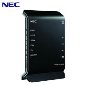 【返品OK!条件付】NEC PA-WG1200HS3 11ac対応 867+300Mbps 無線LANルーター Wi-Fiルーター Aterm WG1200HS3【KK9N0D18P】【60サイズ】