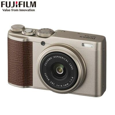 【返品OK!条件付】富士フイルム デジタルカメラ FUJIFILM XF10 XF10-G シャンパンゴールド【KK9N0D18P】【60サイズ】